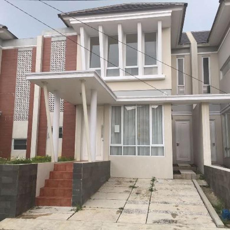 rumah nyaman dengan lokasi sangat strategis perumahan bukit cimanggu city