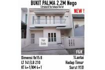 Rumah bukit palma citraland benowo surabaya mewah siap huni