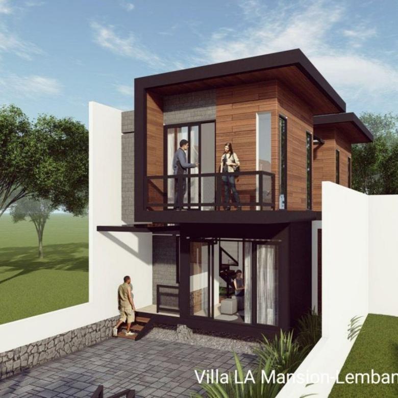 Rumah 2LT DaerahSejuk Luas Lembang 20mnt UPI Setiabudi Bandung