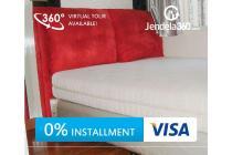Westmark Apartment 2BR Semi Furnished (Bisa cicilan 12x)