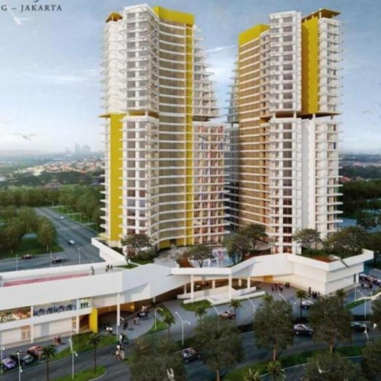 Dijual Murah Apartemen Majestic Point Serpong, Gading Serpong, Tangerang