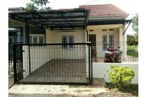 rumah baru renov, luas, bersih & asri di GMM GDC Depok
