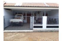 Rumah idaman 100jtan, komplek ranca emas