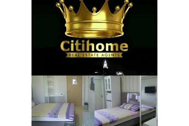 CITIHOME - Apartemen Educity Yale Furnish View Pool 1Br Studio 16049616