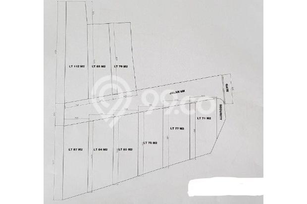 CLUSTER CANTIK, MURAH 800 JUTAAN SUPER STRATEGIS DI KELAPA DUA DEPOK 17824391