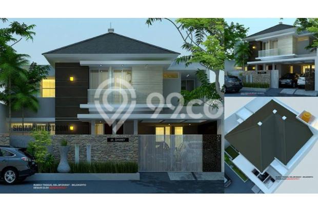 Rumah mewah Ayani 2 Villa Ceria Lestari siap huni 19224290