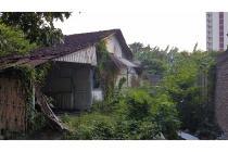Tanah Kering 441 m2 di Jl.. Dr Cipto Mangunkusumo, Surakarta