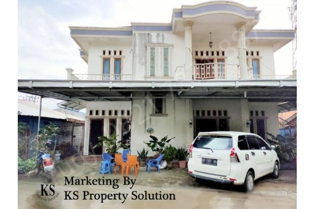 DIjual Rumah di kebun bunga jalan cempaka putih Palembang