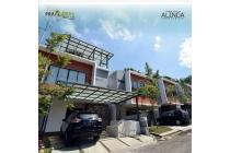 Rumah sejuk terasering di Dago Giri Bandung Pramestha Resort Town 2 lantai