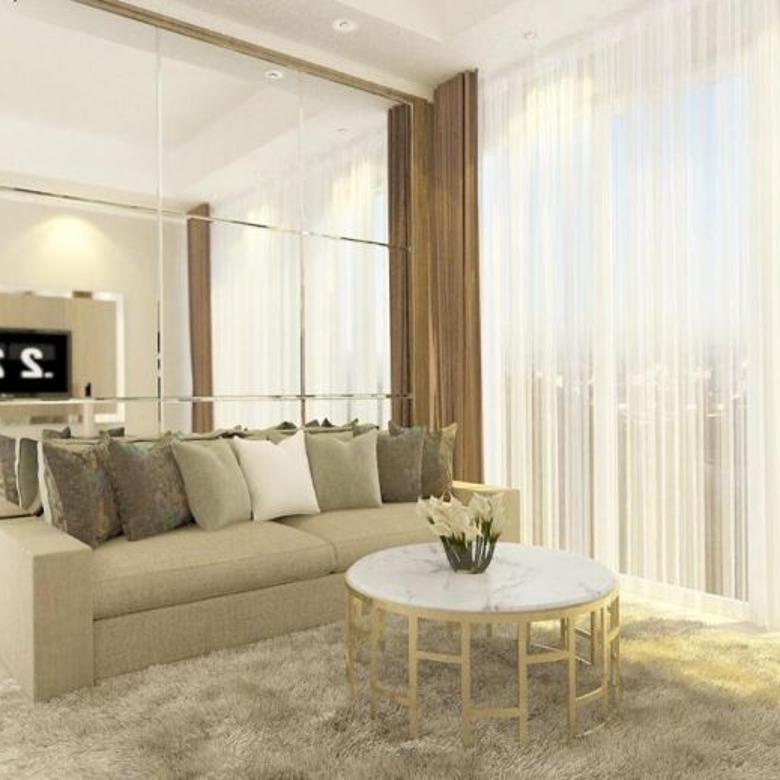 2BR @ Menteng Park Apartment - Tower Mewah Emerald