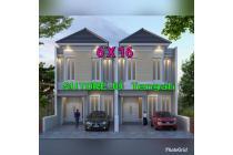 Rumah Dijual Baru Bangun Minimalis 2lantai Sutorejo (134b)