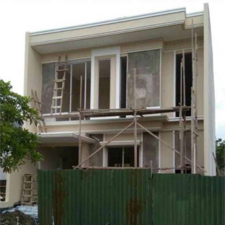 Rumah Baru Gress Istimewa Pakuwon Indah The Mansion Surabaya