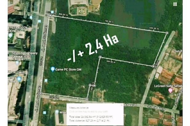 Rp2,64trily Tanah Dijual