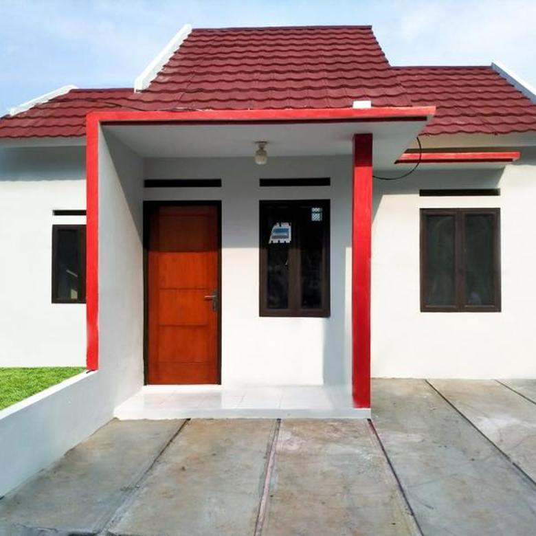 Rumah Dekat Stasiun Depok, Harga 300an Lokasi Cilodong, Nempel GDC