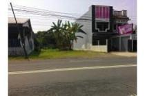 TANAH DIJUAL: Tanah Dijual Dekat Kampus Mercubuana Pinggir Jalan Wates Slem