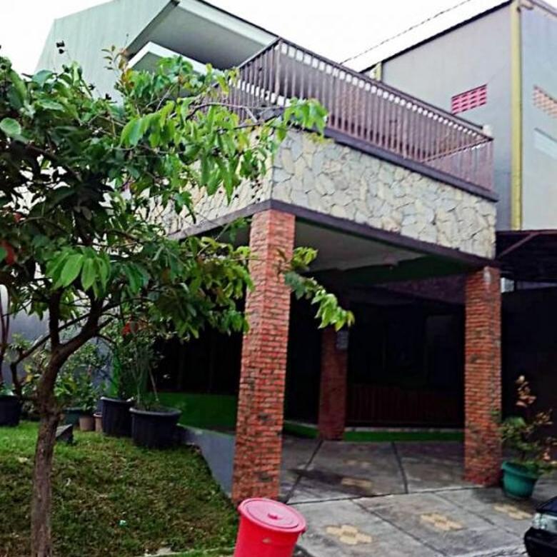 Dijual Rumah 2 Lantai dalam Cluster Gracia Graha Bintaro