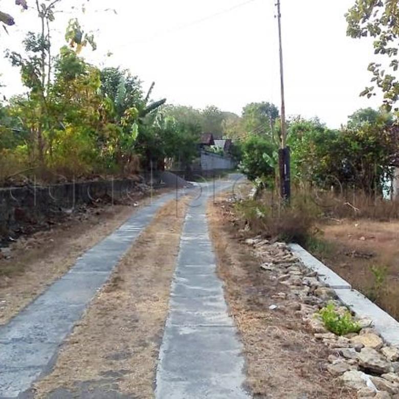 Tanah Kavling Murah di Kulonprogo ( FB 33 )