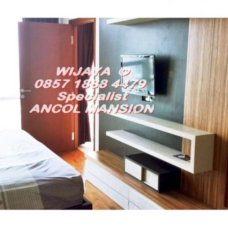 DIJUAL Apartemen Ancol Mansion Type 1 kmr (Full Furnish)