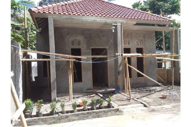 Rp55jt Rumah Dijual