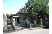 Tanah + Rumah Kuno 1263 M2 Dalam Kota Solo