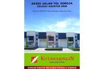 Dijual Gudang Murah Strategis Kutawaringin Industrial Park, 3 Tol Bandung