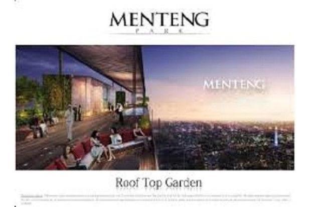 Apartemen Menteng Park, Full Furnish 6744376