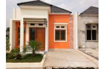 Rumah cluster exlusive dekat sumarecon & stasiun, strategis, aman & nyaman