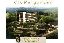 clove garden condotel type studio c Lt.5 view inner court sisa 2 unit