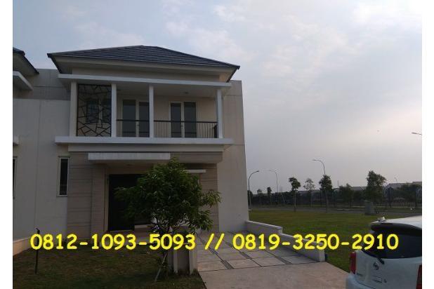Rumah 2 lantai di Suvarna Sutera Cluster Alam, Bisa KPR, siap huni 13697771