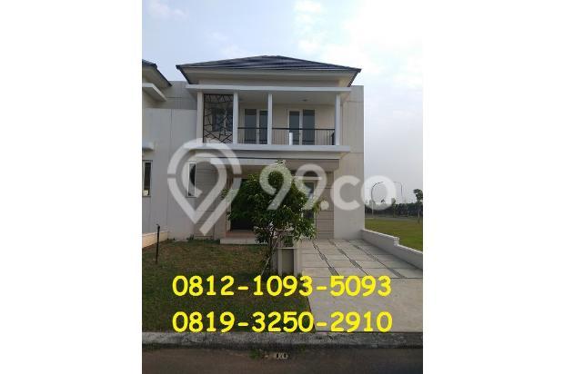 Rumah 2 lantai di Suvarna Sutera Cluster Alam, Bisa KPR, siap huni 13697774