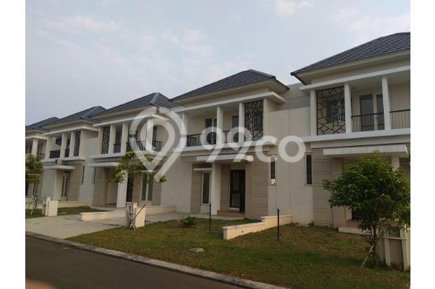Rumah 2 lantai di Suvarna Sutera Cluster Alam, Bisa KPR, siap huni 13697775