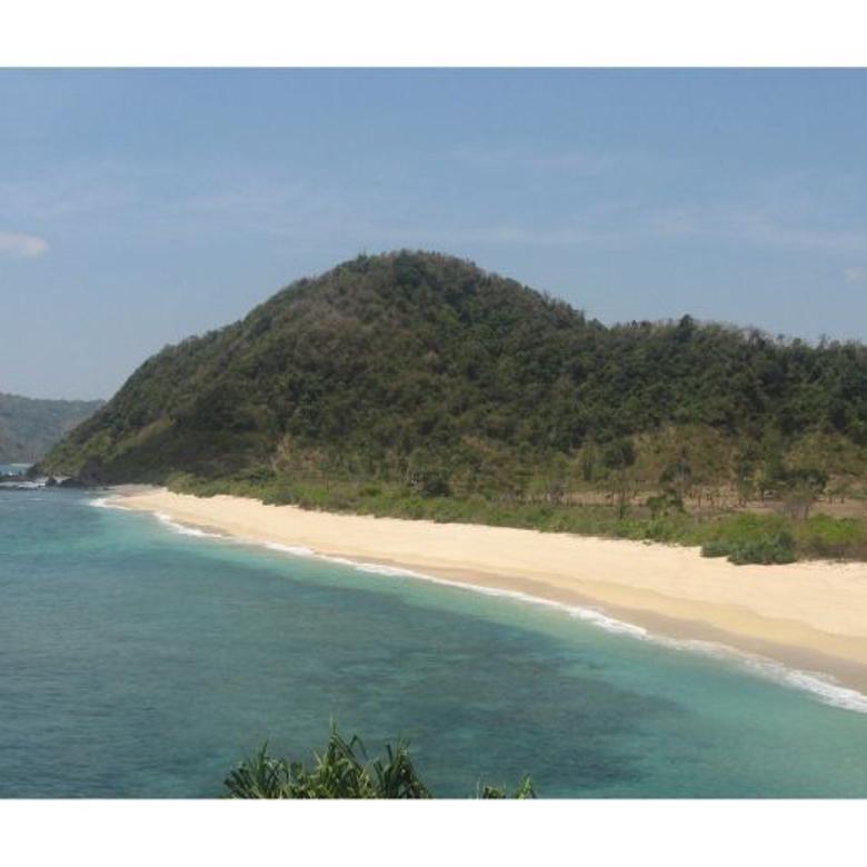 Tanah  Murah Strategis di Lokasi Wisata Pantai Mawi Lombok