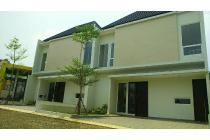 rumah baru di jual gandul free biaya pajak,notaris,bpthb
