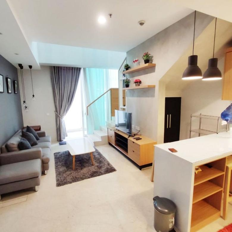 Apartemen Satu-8 Residence Kedoya Selatan – Jakarta Barat