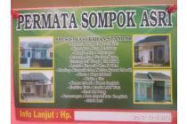 """Rumah Murah SHM di BDG selatan Legalitas SHM + Bonus """"PERMATA SOMPOK ASRi"""""""