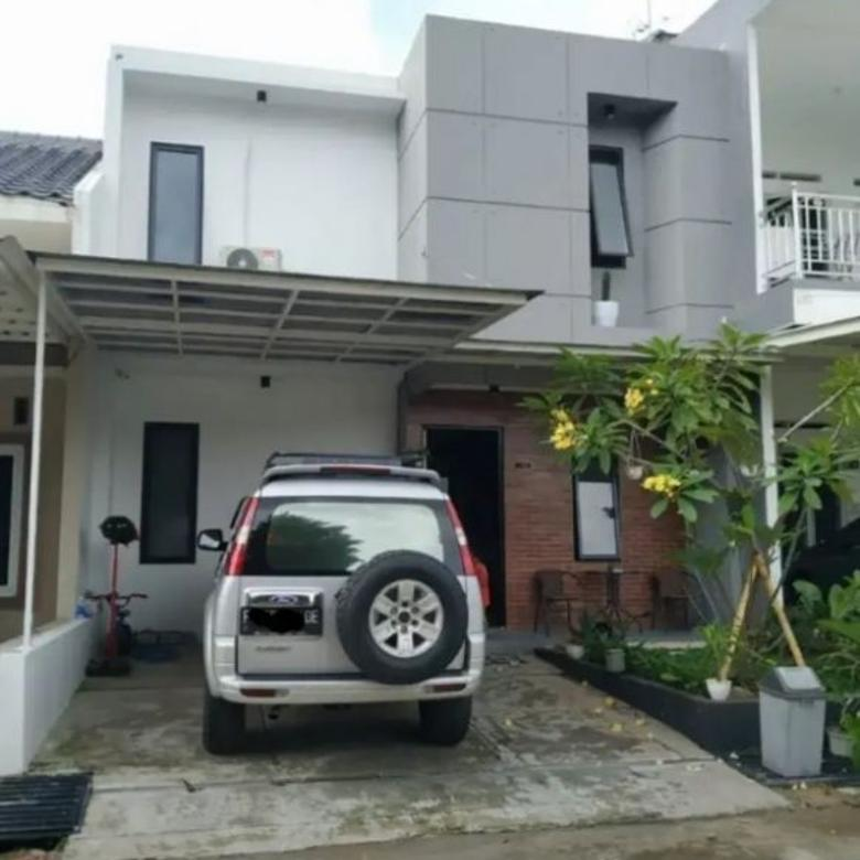Rumah Full Furnished Dekat Galaxy di Pekayon Jatiasih Bekasi