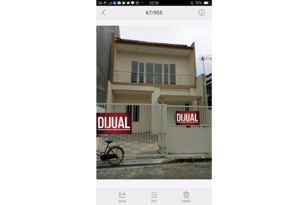 Dijual Rumah new minimalis pakuwon city Surabaya 12898177