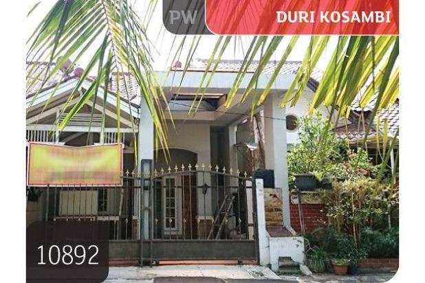 Rumah Kosambi Baru, Jakarta Barat, 6x16.5m, 1½ Lt 7609216