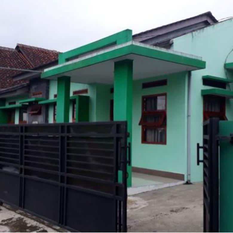Rumah Murah Tengah Kota Tasikmalaya ada kolam iklan