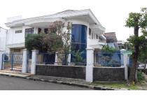 Dijual rumah hoek di Villa Indah Pajajaran bogor