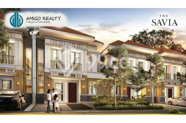 The Savia BSD City, Rumah Baru 5 Menit ke ITC BSD 13962237