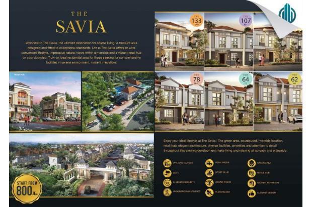 The Savia BSD City, Rumah Baru 5 Menit ke ITC BSD 13962246