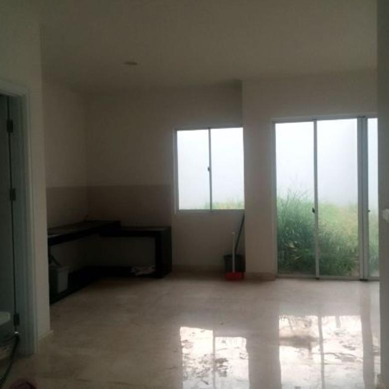 Dijual Rumah Baru di Komplek Cluster Agung Sedayu RIVER VALLEY