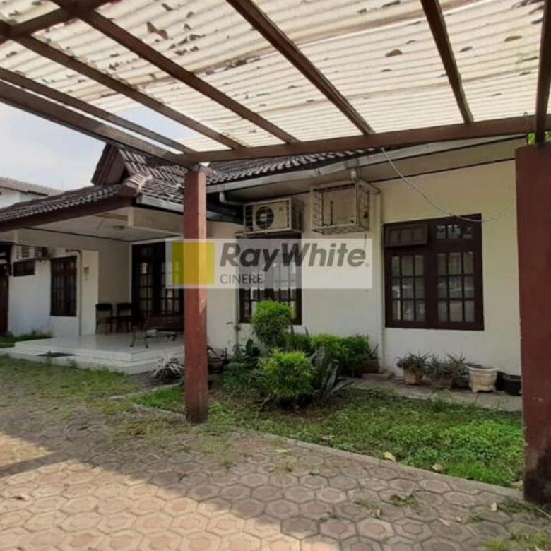 Rumah hitung tanah di Pondok Labu