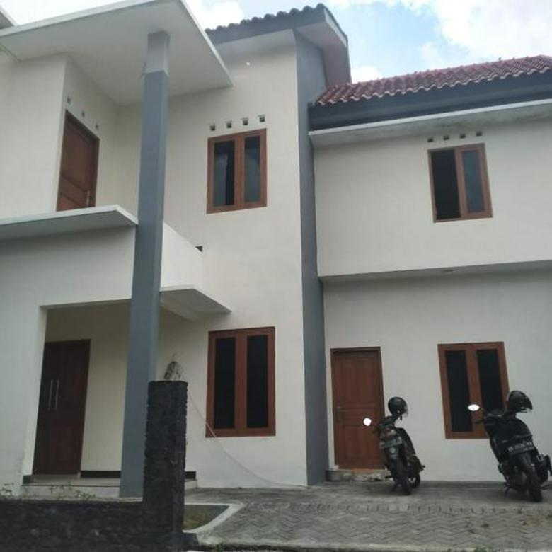 Rumah 2 lantai di tengah Kota Jogja