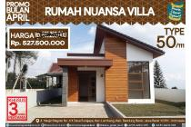 Rumah di Bandung Lembang Dijual Cepat