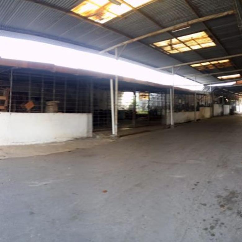 Disewakan Pabrik nol Jalan Raya Sukorejo Pandaan akses Tol
