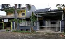 Jual cepat rumah asri Jl Raya Dermo , Sengkaling Kota Malang.
