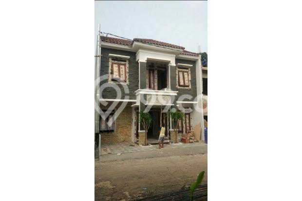 Rumah Baru Murah di jagakarsa dalam komplek 17794369