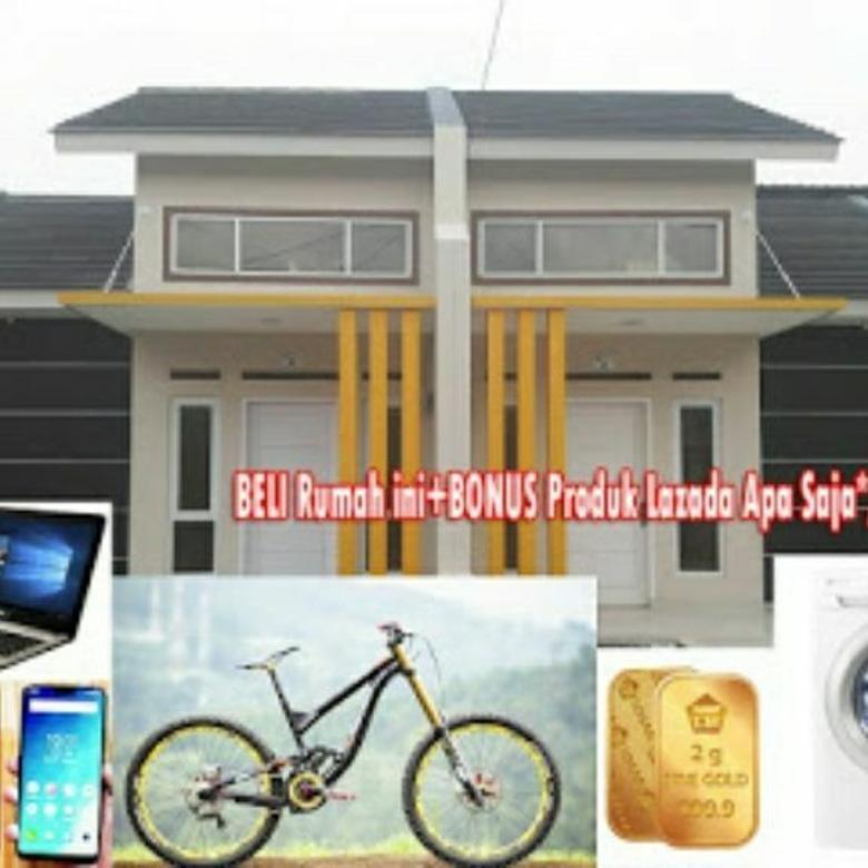 Dijual Rumah Murah 2 unit dengan konsep pemukiman townhouse Cibiru,bandung